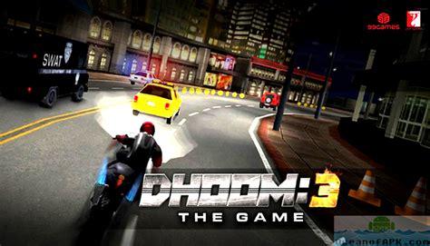dhoom 3 apk free
