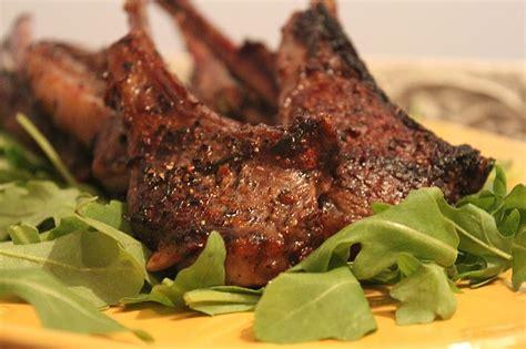 ina garten rack of lamb the best lamb recipe food main meals pinterest