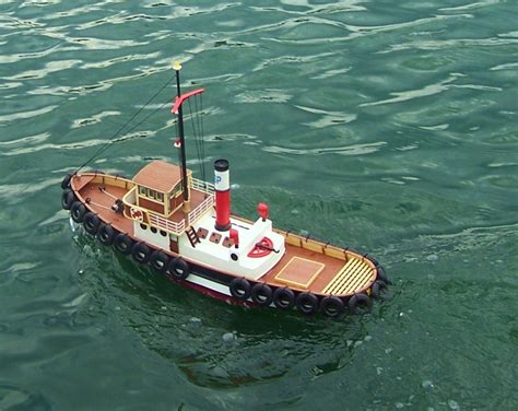 rc tug boat rc savannah harbor tug boat ready to run the scale