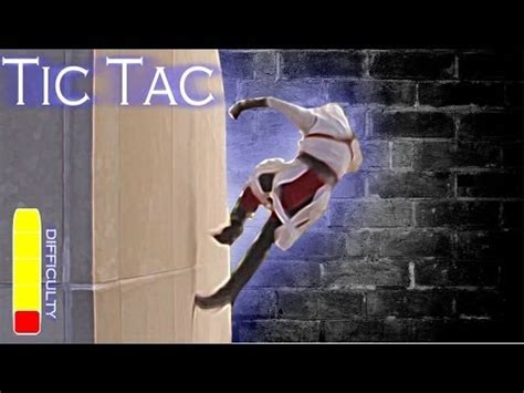 tutorial wall run tic tac horizontal wall run tutorial assassins creed