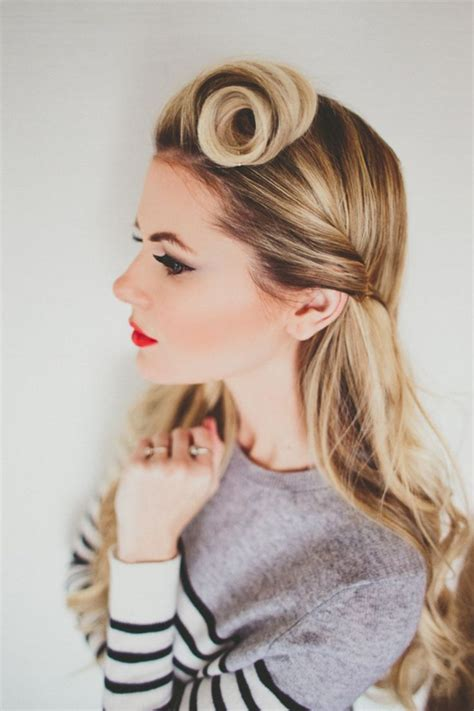 go retro with 10 modern 60s inspired hairstyles modern