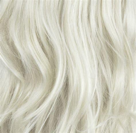 platinum weavon ponytail clip in hair extensions platinum blonde 16 60