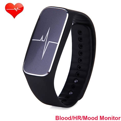 Hot Smart Wristband Heart Rate Blood Pressure Monitor Health Fitness PK For Fitbit Garmin Xiaomi