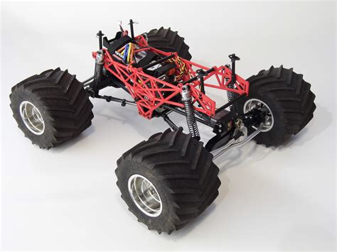 rc monster truck bodyoff2 rc truck stop
