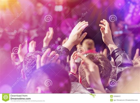 musical fans org free the band royalty free stock image cartoondealer com