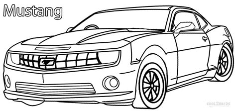 coloring pages cars mustang free coloring pages of ford mustang cobra