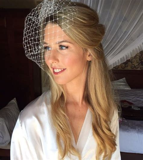Wedding Hair Birdcage Veil by 40 Gorgeous Wedding Hairstyles For Hair