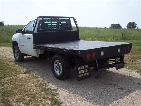 flatbed truck bed economy mfg