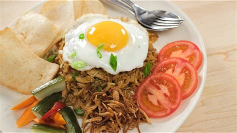 nasi goreng recipe indonesian fried rice asian recipes