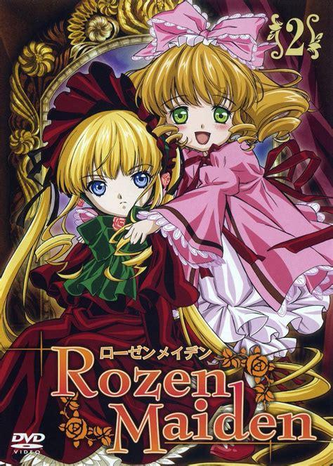 rozen maiden rozen maiden dvd rozen maiden photo 7009884 fanpop