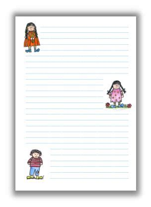 briefpapier kindertrio kreativzauber
