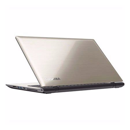 refurbished toshiba satellite 17 3 inch laptop l75 c7140 gray walmart