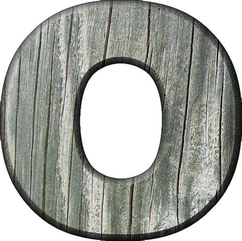 how to o presentation alphabets wood letter o