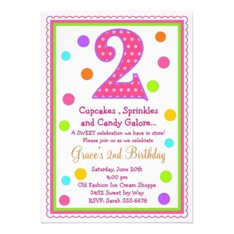 Birthday invitation quotes for 2nd birthday filmwisefo