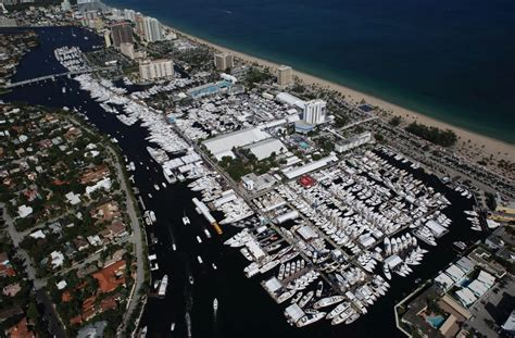 Fort Lauderdale Records Introducing The Record Line Up For Fort Lauderdale International Boat Show 2017