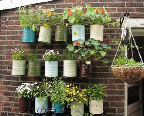 tin can garden the lulu bird tin can garden