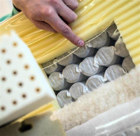taschenfederkern matratze oder kaltschaum besser schlafen worauf sie beim matratzenkauf achten