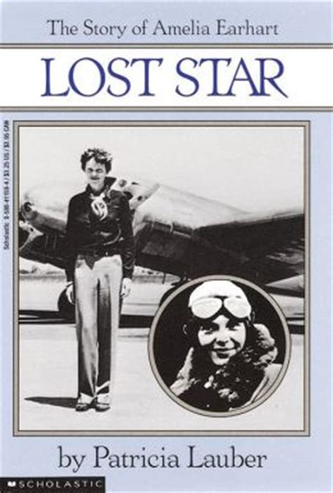amelia earhart biography for middle school lost star the story of amelia earheart scholastic