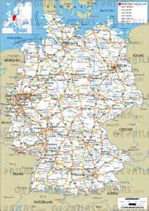 Road Map Of Germany by Pics Photos Germany Road Map