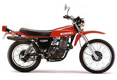 Suzuki Sp 370 Suzuki Sp370 Model History
