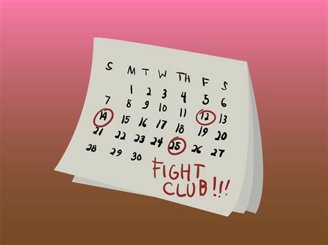 wiki how fight club how to start a fight club 4 steps with pictures wikihow