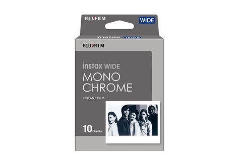 Fujifilm Instax Paper Single Wide fujifilm instax wide monochrome 183 lomography shop