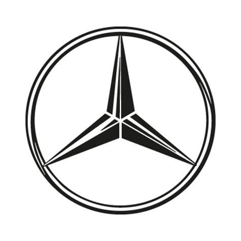 mercedes logo vector mercedes benz logos in vector format eps ai cdr svg