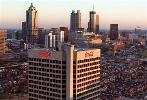 Coca Cola Atlanta Office by Coca Cola Fights