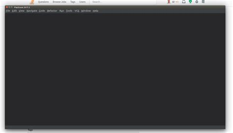 laravel tutorial laracast ubuntu cannot open existing laravel project in phpstorm