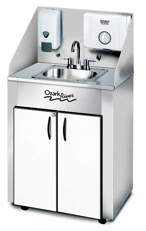 ozark river portable sinks portable sinks elite series by ozark river all safety