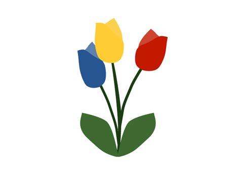 Narcisuss Hitam tulip clip free cliparts co