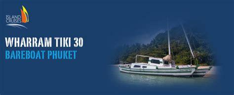wharram catamaran charter sailing thailand island cruises bare boat charter yacht