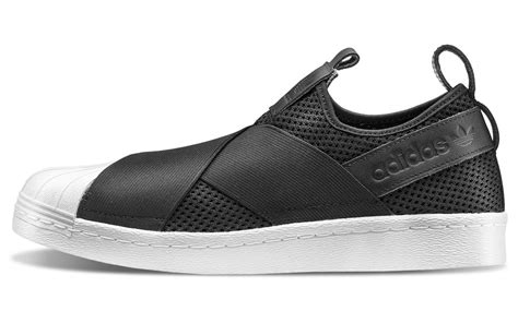 Ready Adidas Superstar Slip On adidas superstar slip on black shoes aw lab