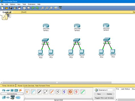 tutorial membuat jaringan dengan cisco packet tracer pdf faradila blog s cisco packet tracer jaringan untuk 50