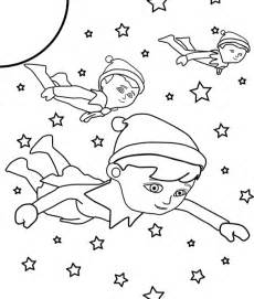 free coloring pages of on the shelf