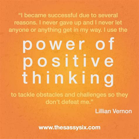 Power Of Positive Thinking power of positive thinking quotes