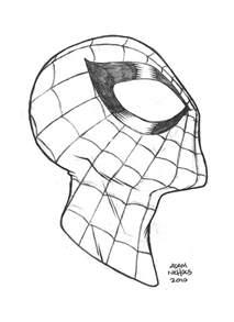 25 spiderman sketch by autaux on deviantart