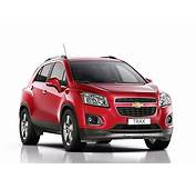 Chevrolet Trax Front Angle  Car Pictures Images