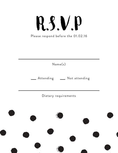 Wedding Spot Login by Spot Letterpress Rsvp Cards