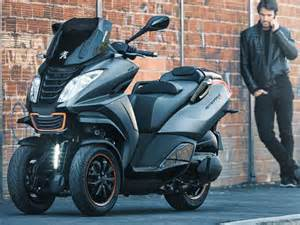 Peugeot Scooter Mahindra To Create A Peugeot Scooter In India