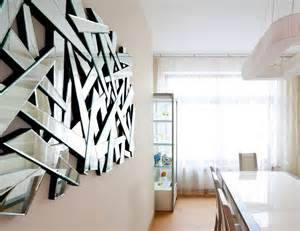 Modern Bedroom Interior Design Sun Mirror Wall Art Doherty House Wonderful Interior