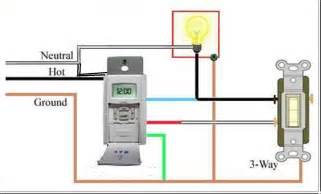 digital timer switch wiring diagram wiring diagram and