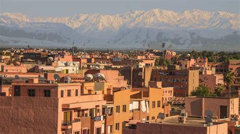 studieren  marokko land der basare campus magazin