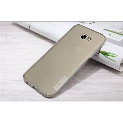 Nillkin Nature Tpu For Samsung Galaxy A3 nillkin nature tpu for samsung galaxy a3 2017 transparent jakartanotebook
