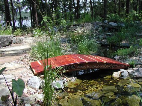 koi pond bridge pond bridges and cusom built koi pond bridges