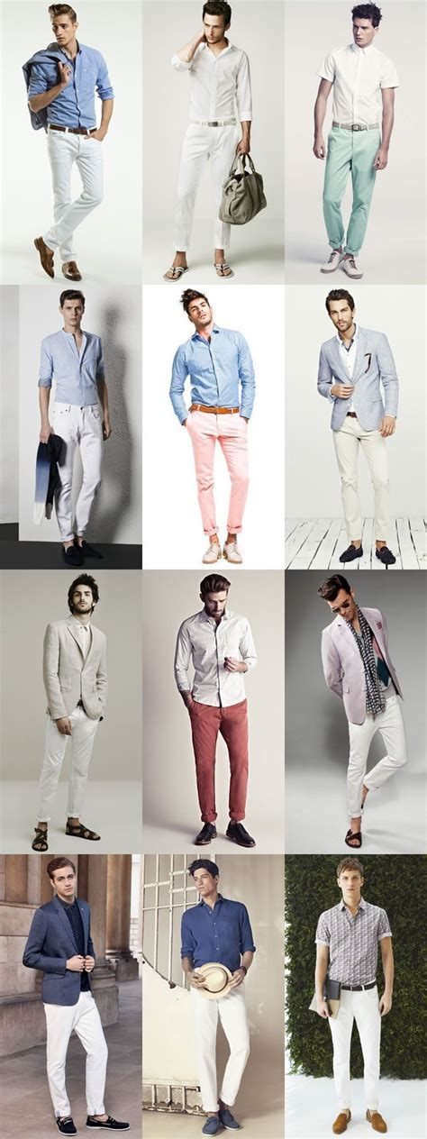 Men?s Summer Wedding Guide: How To Dress For A Summer
