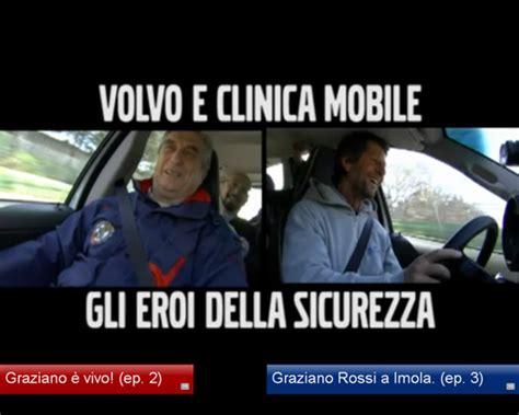 clinica mobile imola volvo e clinica mobile 1982 la caduta e il salvataggio