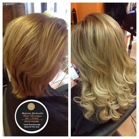 hair extensions in peterborough great lengths transformations peterborough