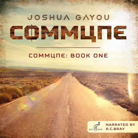 commune book three draft complete joshua gayou