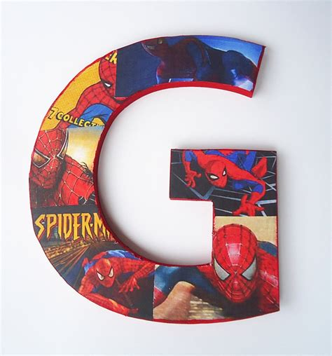 spiderman bedroom decor spiderman inspired letter room decor gift ideas pinterest